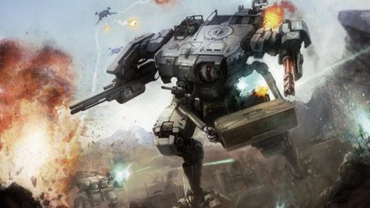 jeux de robot de guerre