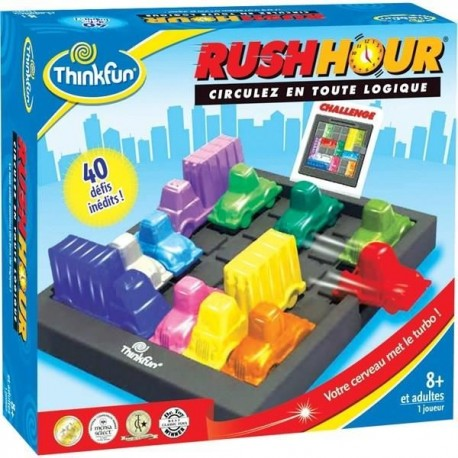 jeux de rush