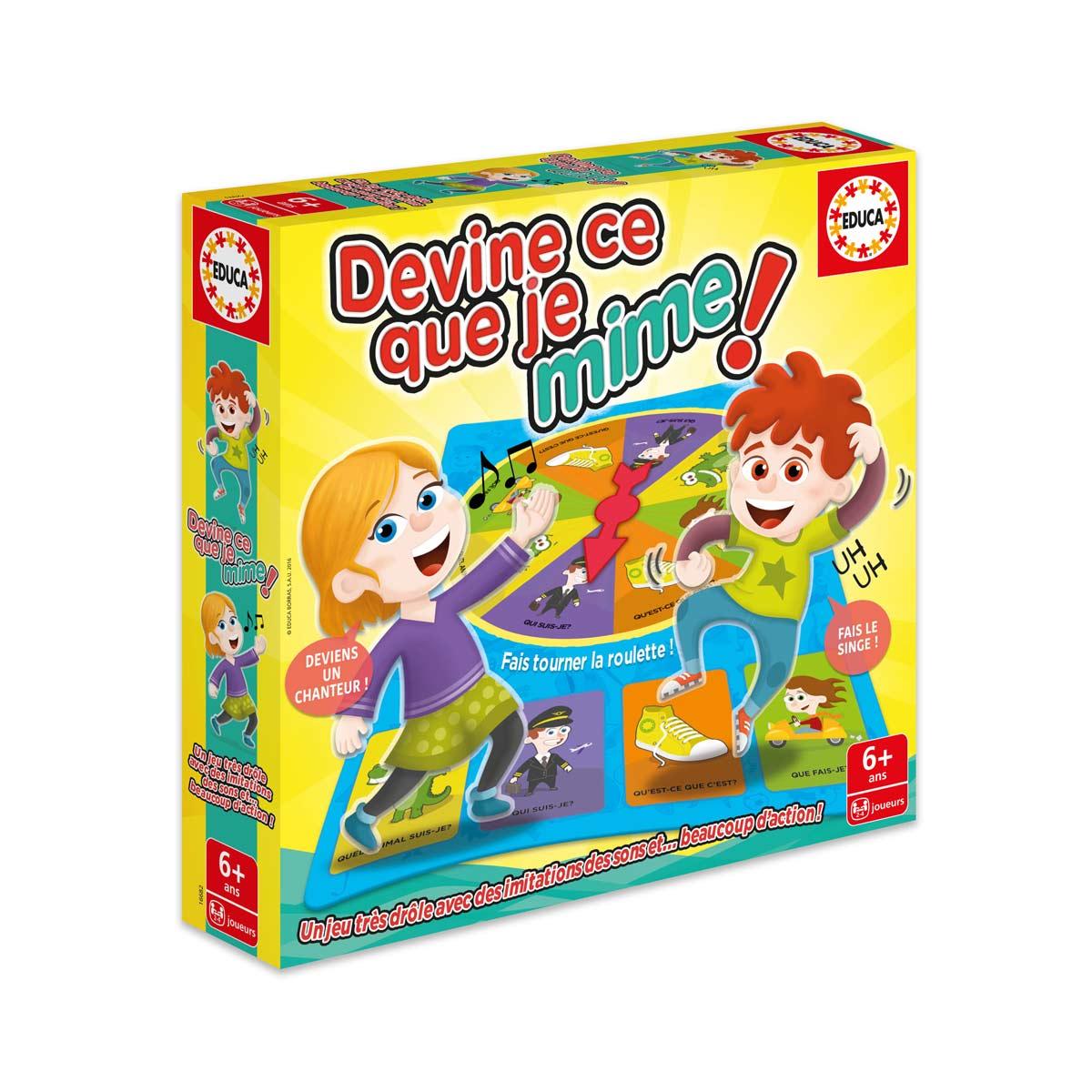 jeux de société 6 ans