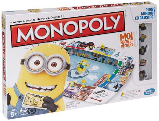 jeux de société monopoly