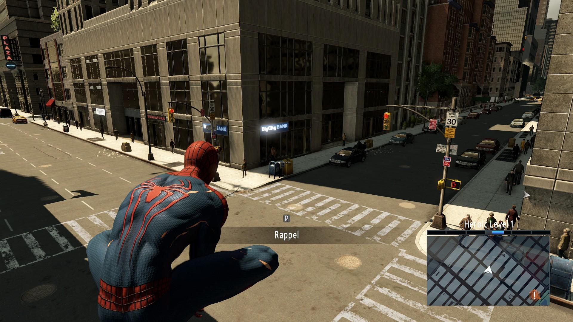 jeux de spiderman 3d