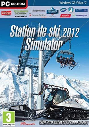 jeux de station de ski