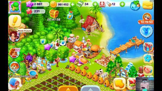 jeux de super mini ferme