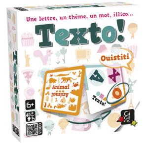 jeux de texto