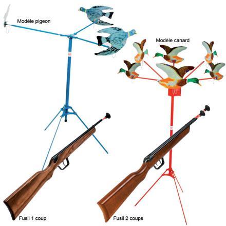 jeux de tir au pigeon