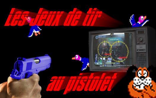 jeux de tir avec pistolet