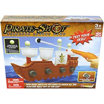jeux de tir dans un bateau