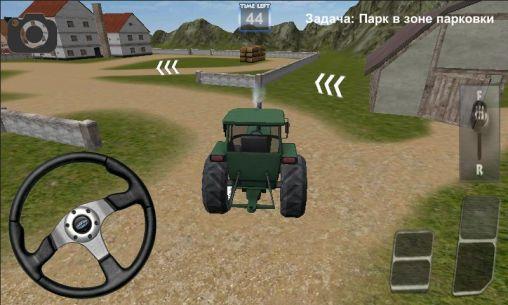 jeux de tracteur de ferme