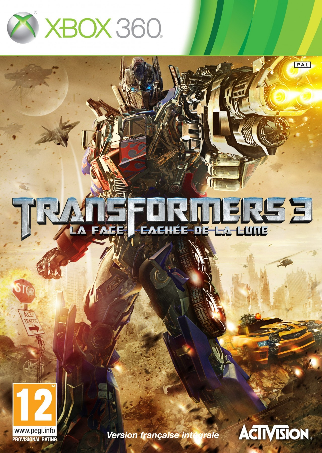 jeux de transformers 3