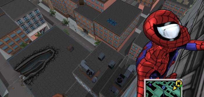 jeux de ultimate spider man gratuit
