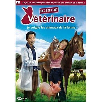 jeux de vétérinaire à la ferme