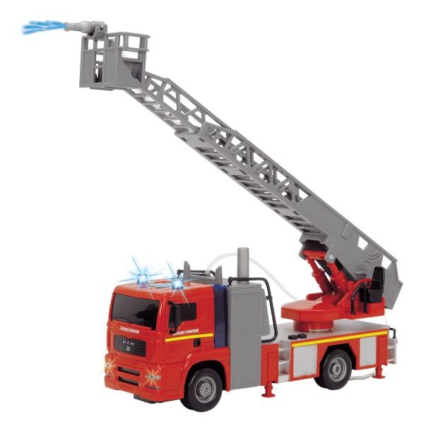 jeux de voiture de pompier