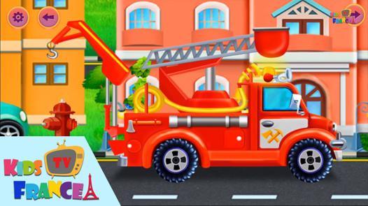 jeux de voiture et camion