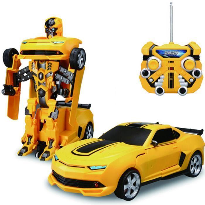 jeux de voitures transformers