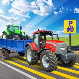 jeux de vrai tracteur