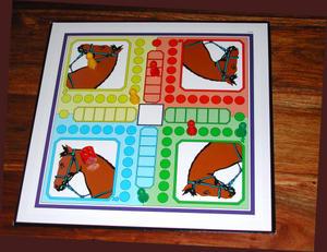 jeux des 4 chevaux