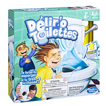 jeux des toilettes