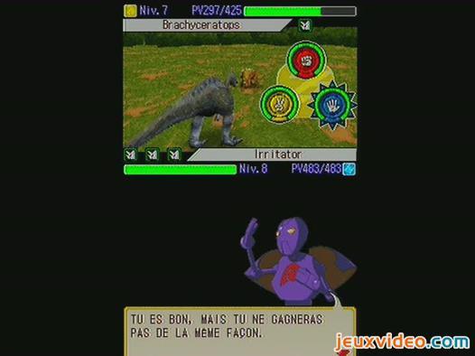 jeux dinosaure king