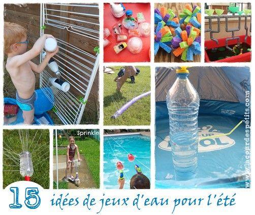 jeux eau