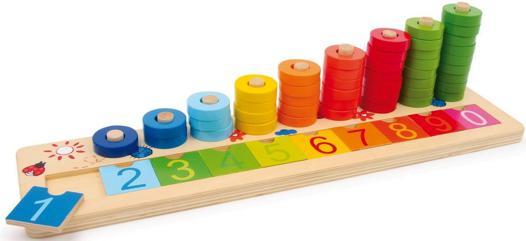 jeux educatif en bois