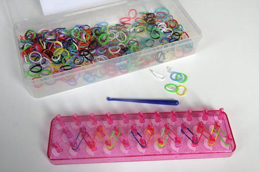 jeux elastique bracelet