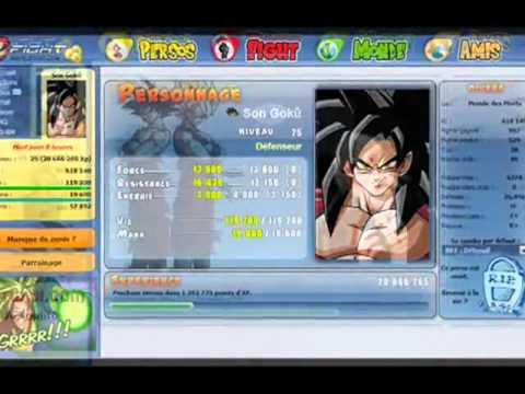 jeux en ligne dragon ball z