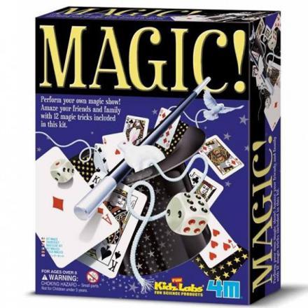 jeux et magie