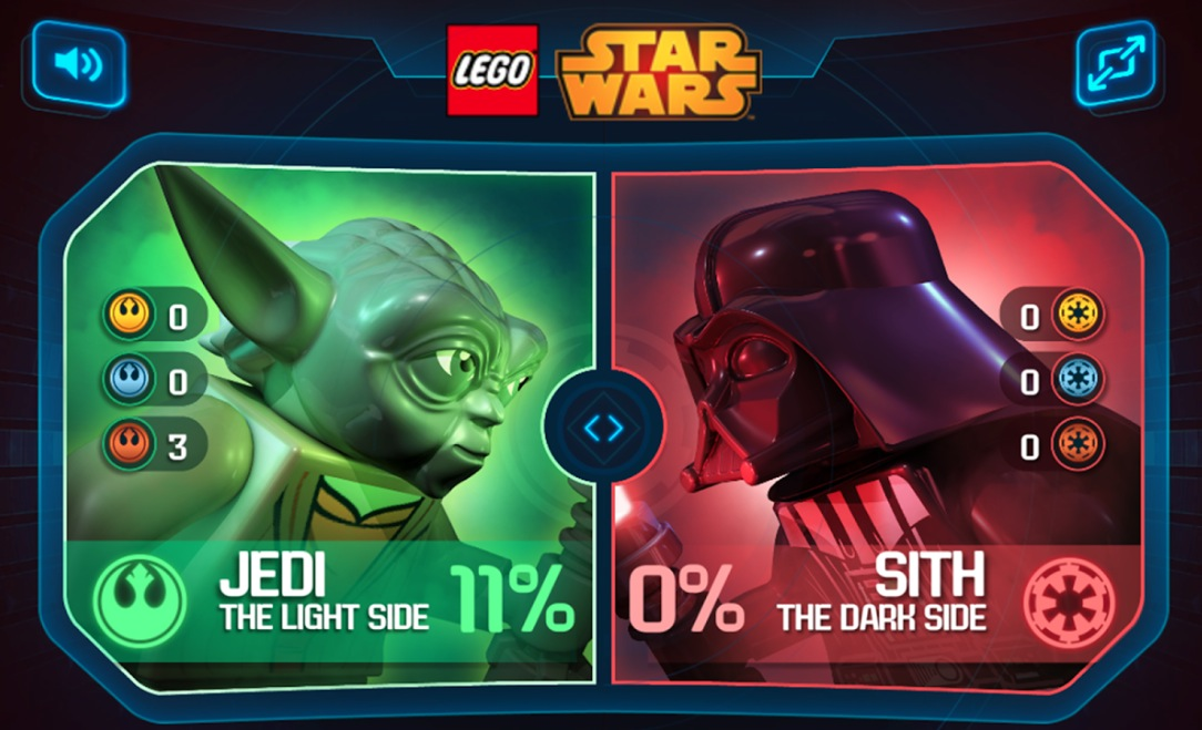 jeux gratuit star wars lego