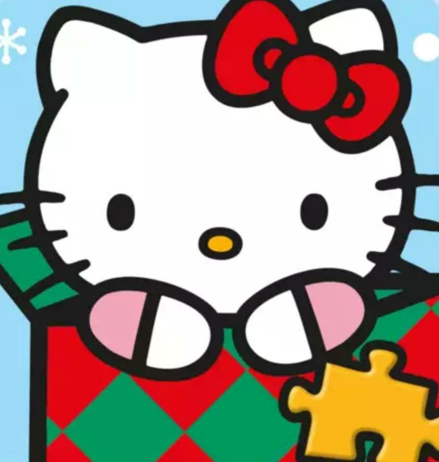 jeux hello kitty puzzle