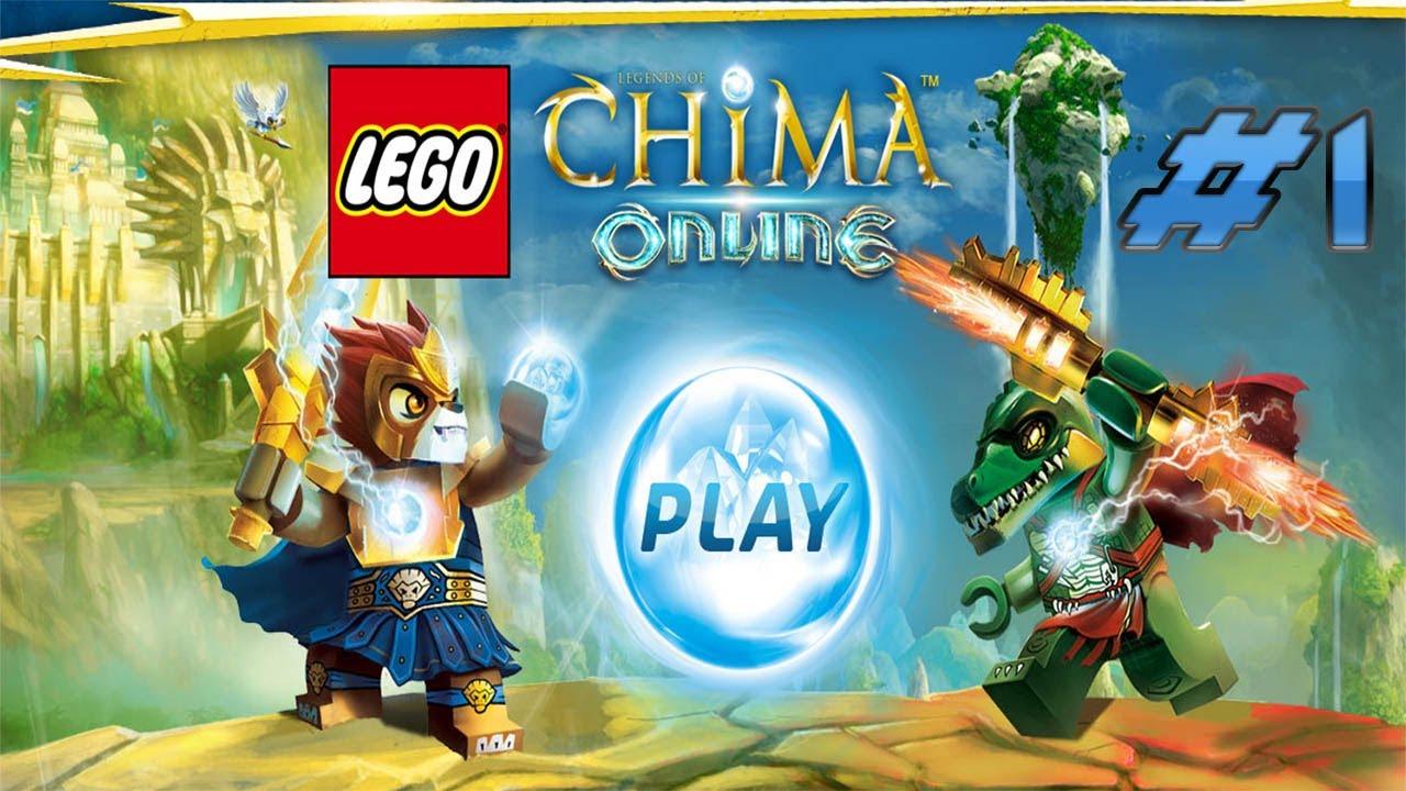 jeux lego chima