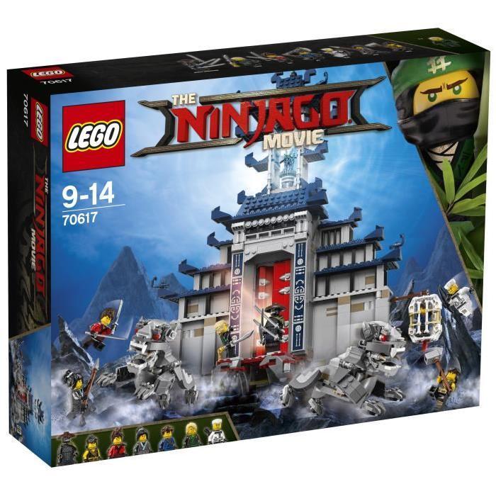jeux lego ninjago en ligne