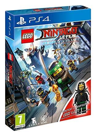 jeux lego ninjago