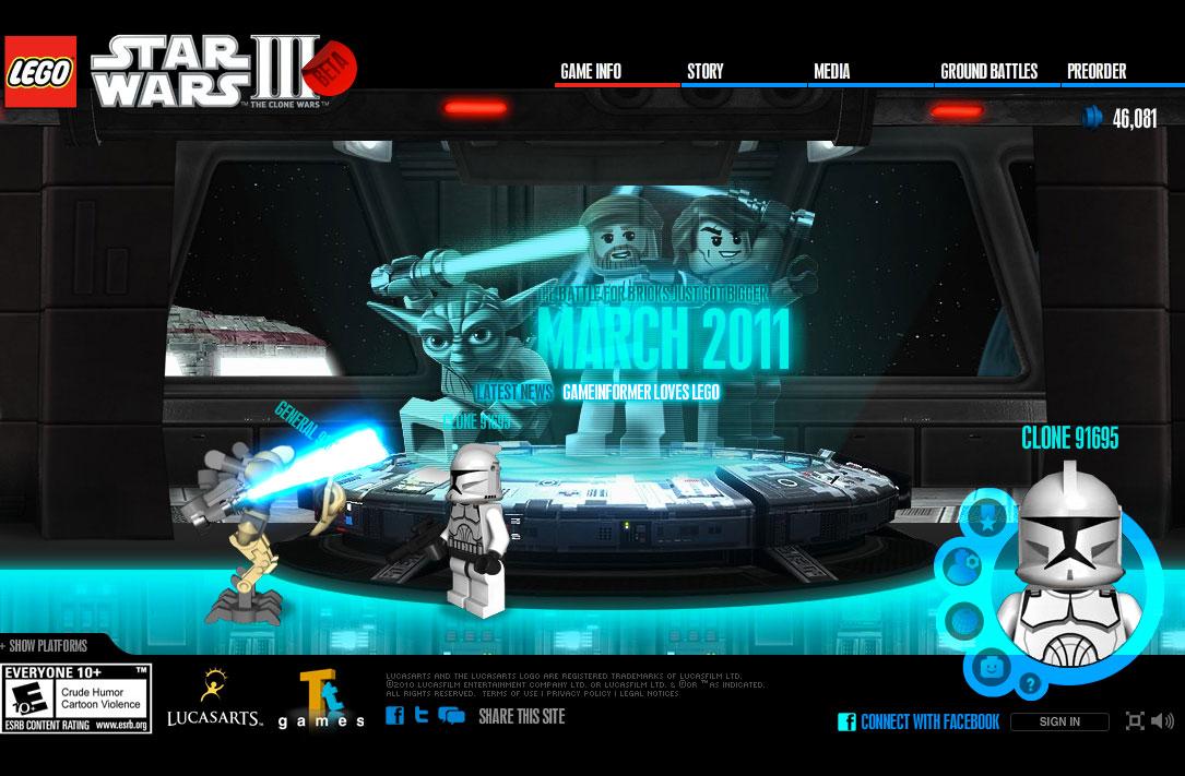 jeux lego star wars en ligne