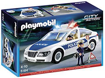 jeux playmobil police