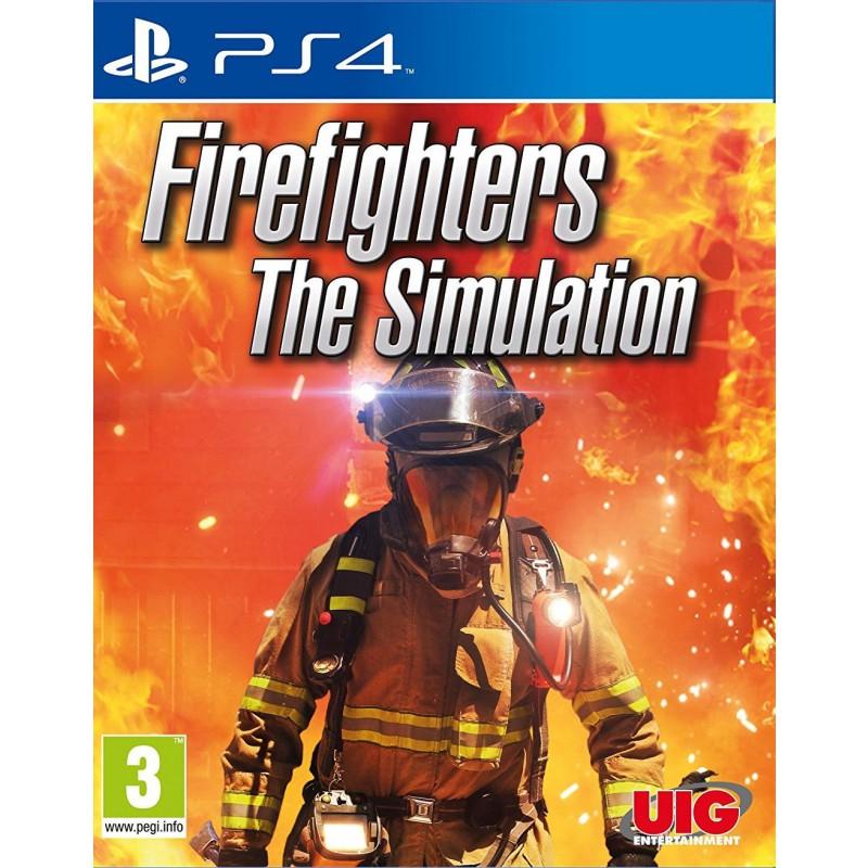 jeux pompier ps4