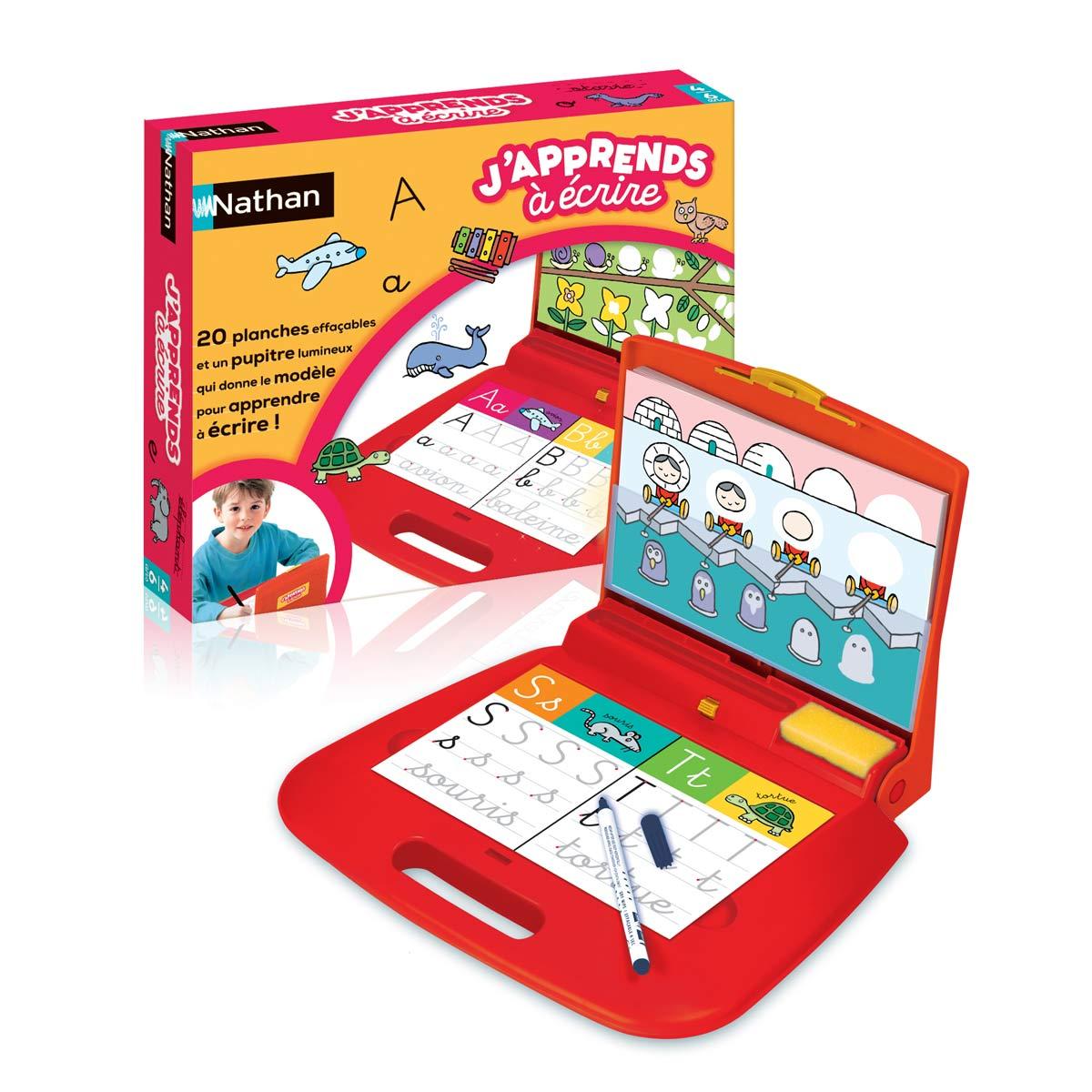 jeux pour apprendre à écrire