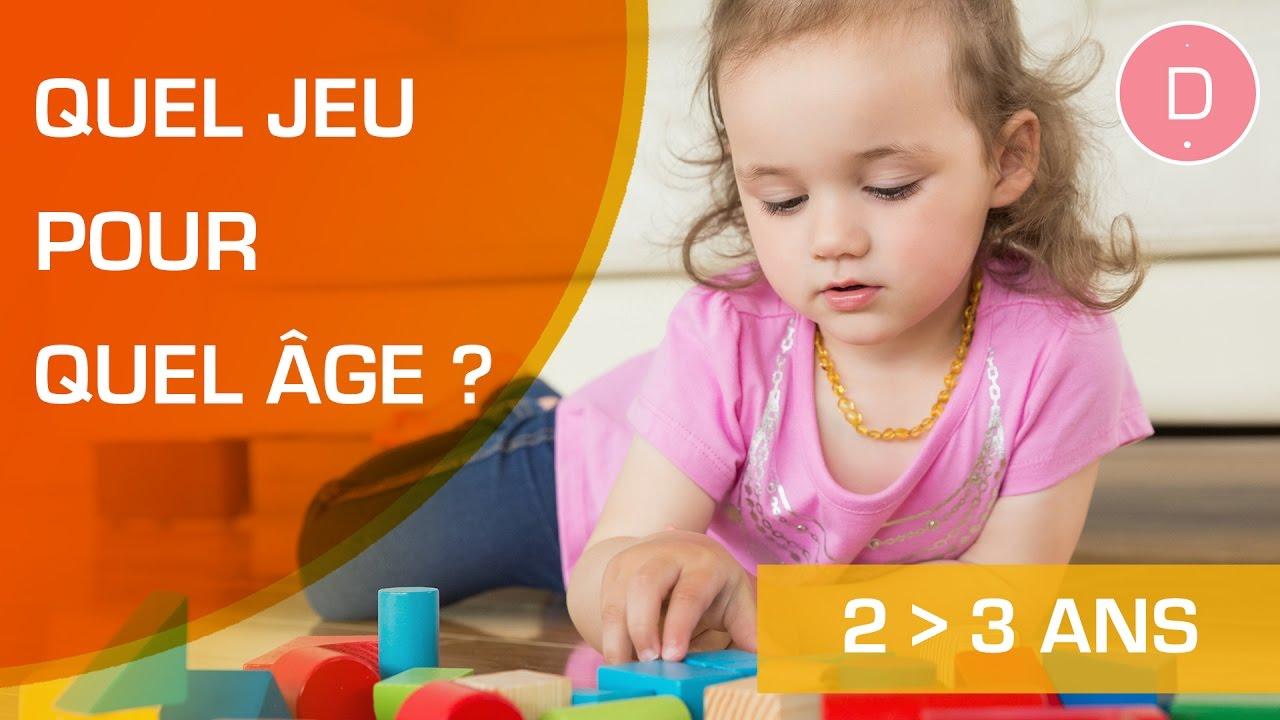jeux pour bébé 2 ans