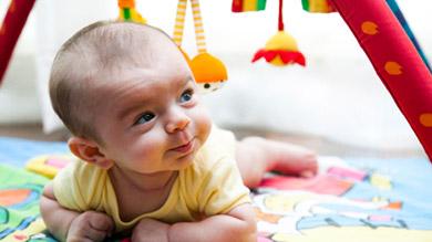 jeux pour bébé 3 mois