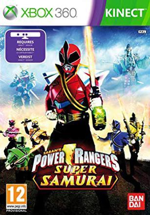 jeux power rangers super samurai