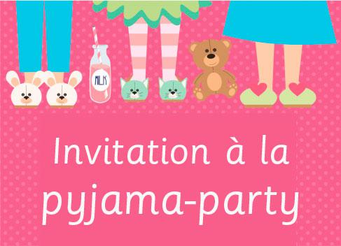jeux pyjama party fille
