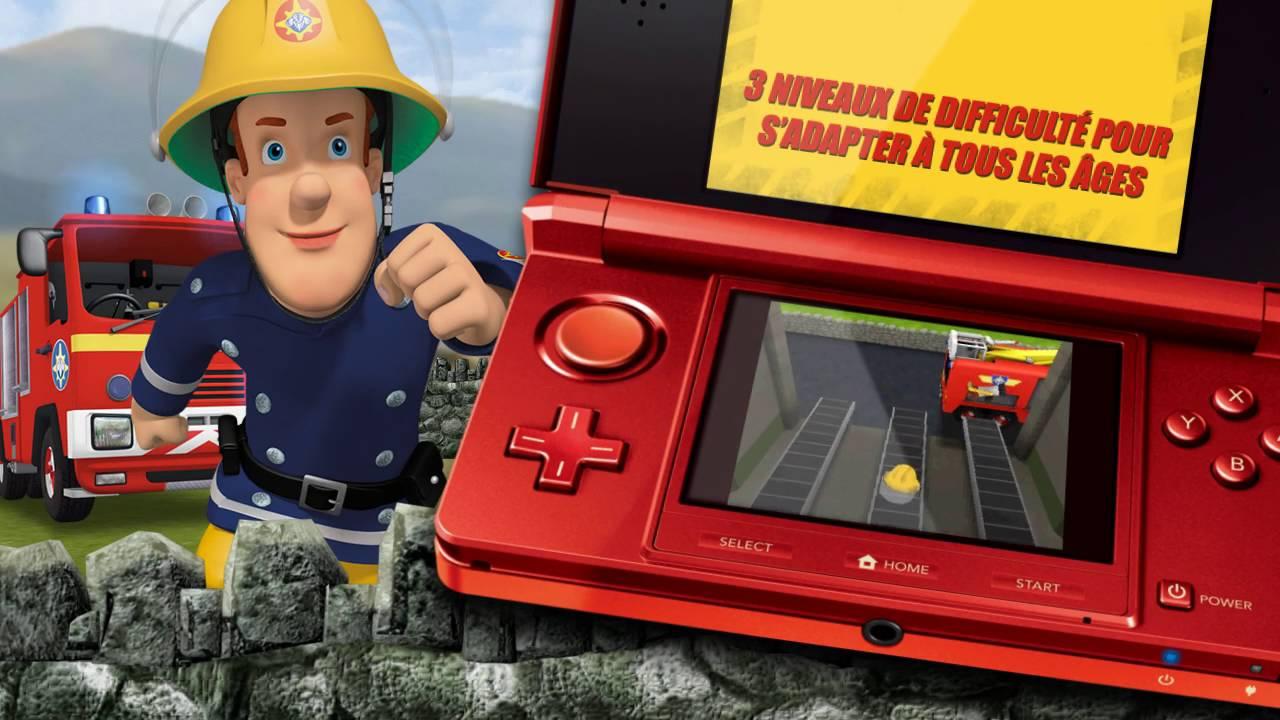 jeux sam pompier
