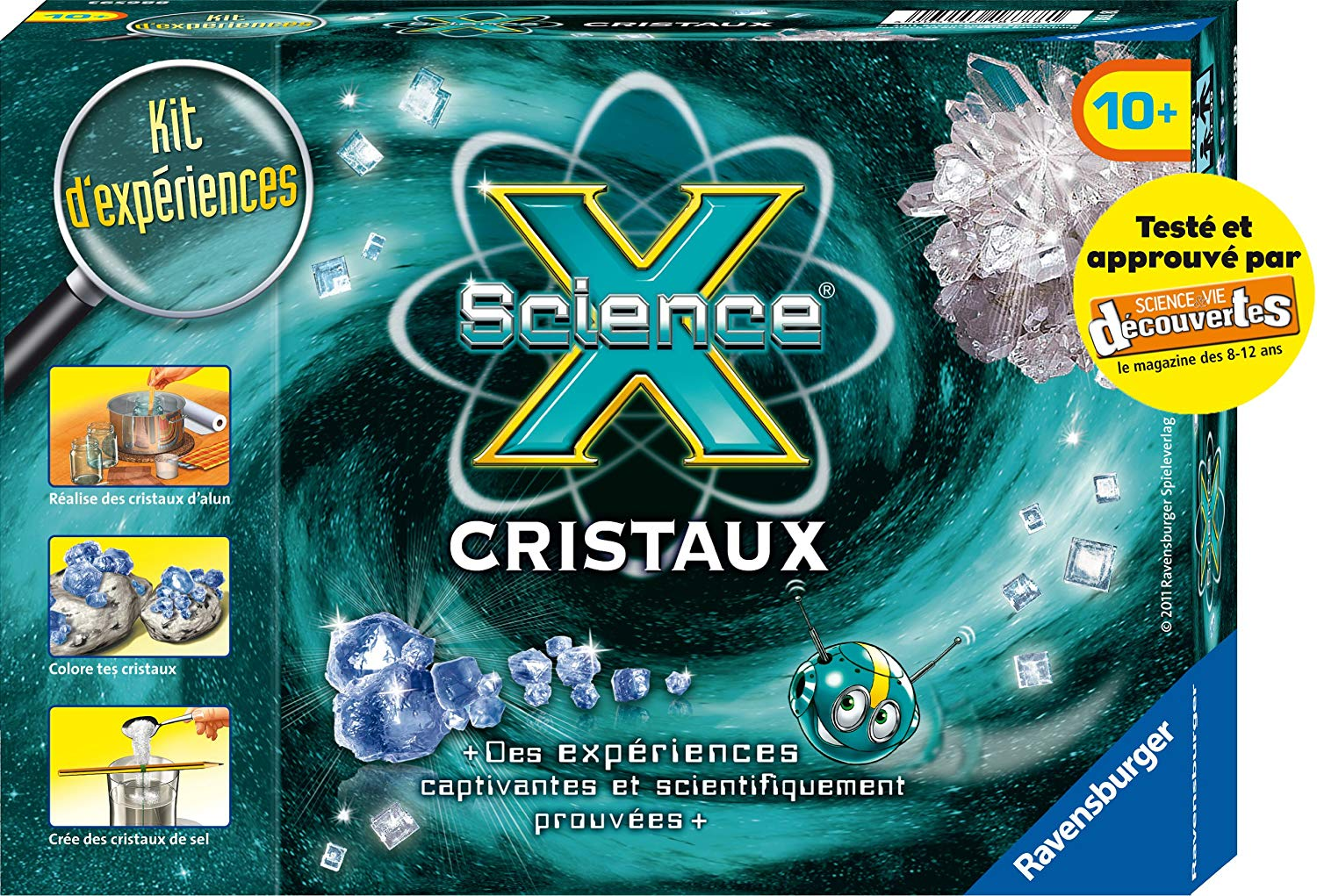 jeux science x ravensburger