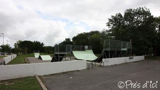jeux skate park