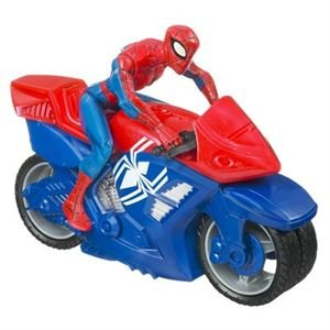 jeux spiderman moto