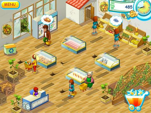 jeux supermarché