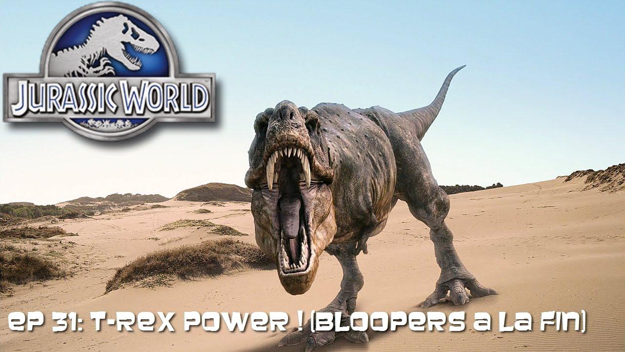 jeux t rex