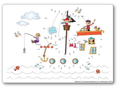jeux theme pirate
