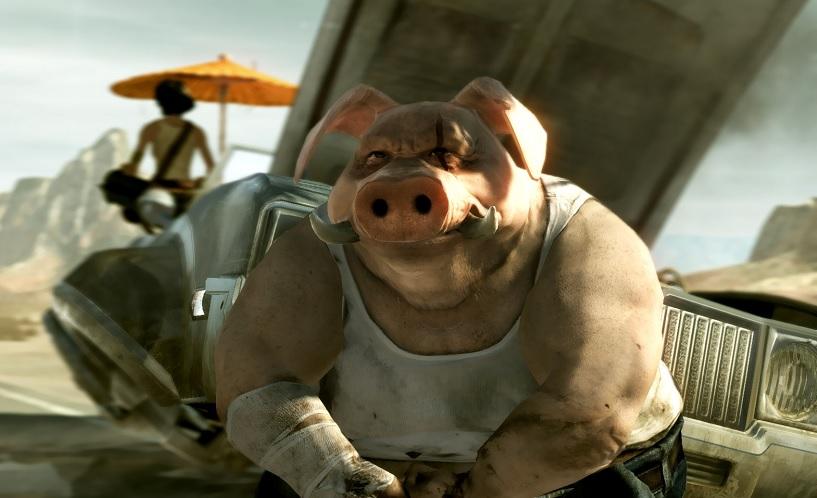 jeux video cochon