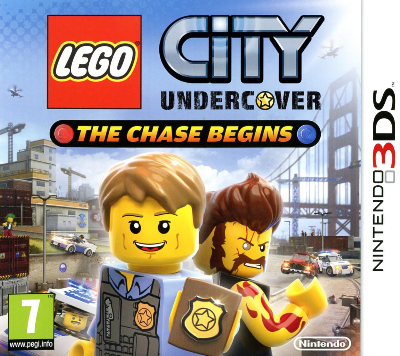 jeux video lego city