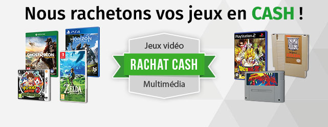jeux video occasion rennes